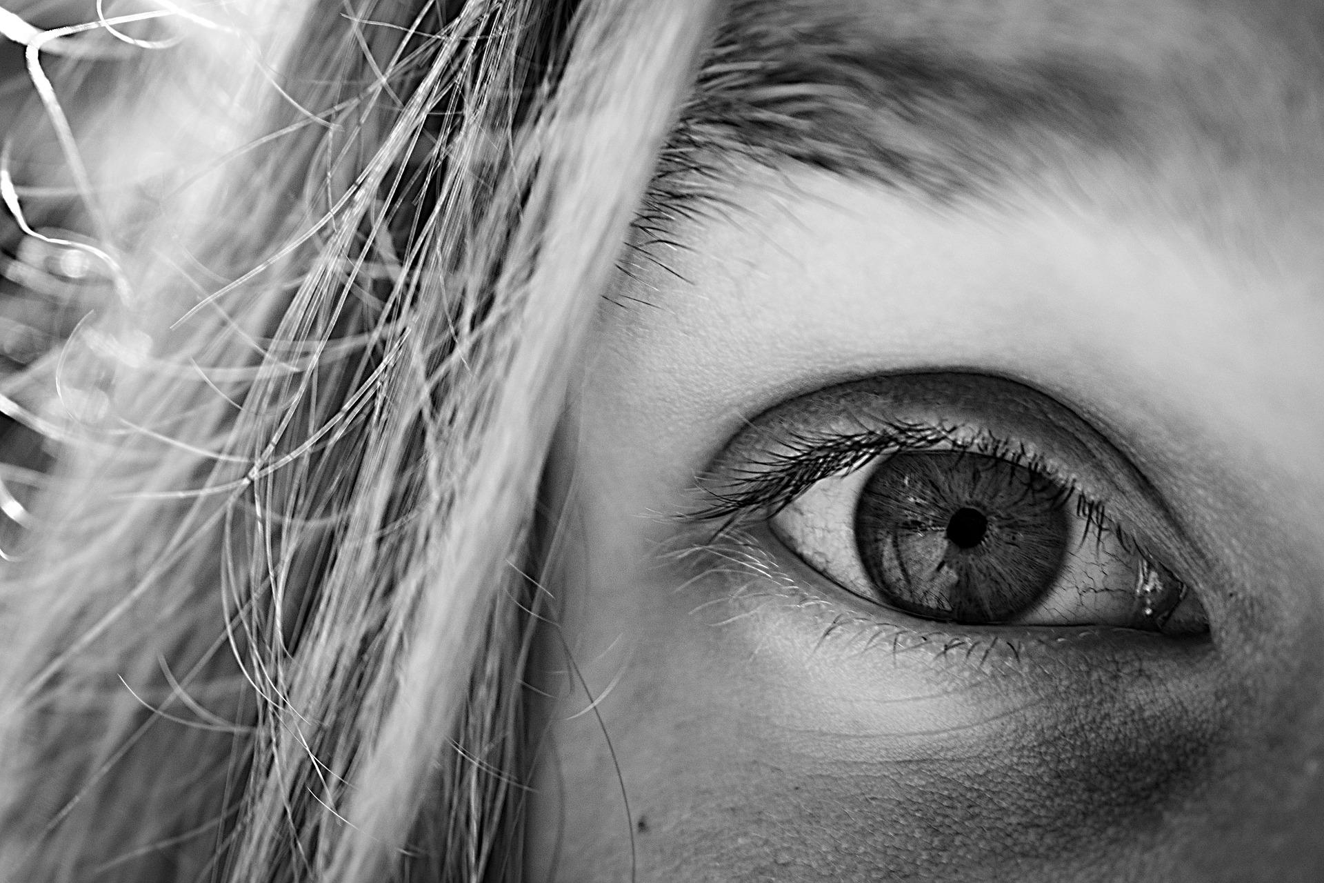 Ryckningar under ögat
