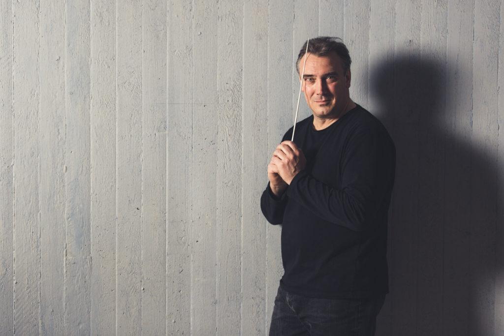 """Jaime Martín anser att det behövs en Schiller i världen idag, som säger: """"Mina damer och herrar – ni kan bli bättre personer om ni börjar att uppskatta vissa saker"""". (Foto: Alexander Lindström)"""