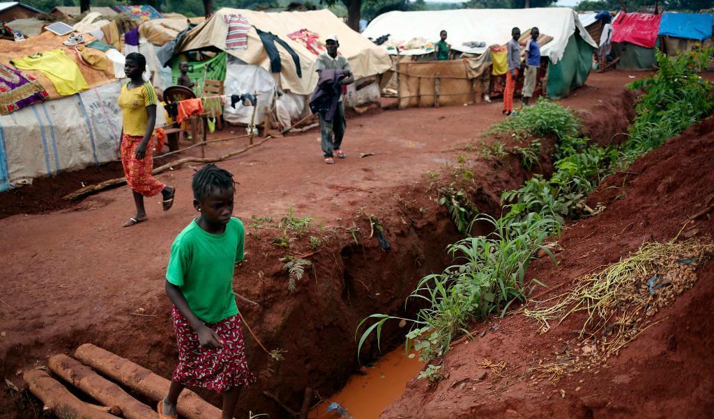Over hundra kroppar hittade i bangassou